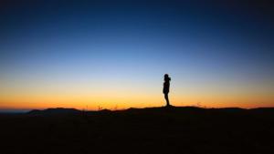 Atemtechnik Trainingsmasken Test Sonnenuntergang