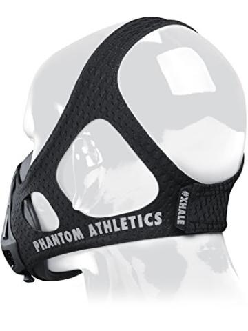 Phantom Trainingsmaske Rückansicht