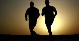 Trainingsmaske wie oft verwenden Trainingsmaske Läufer