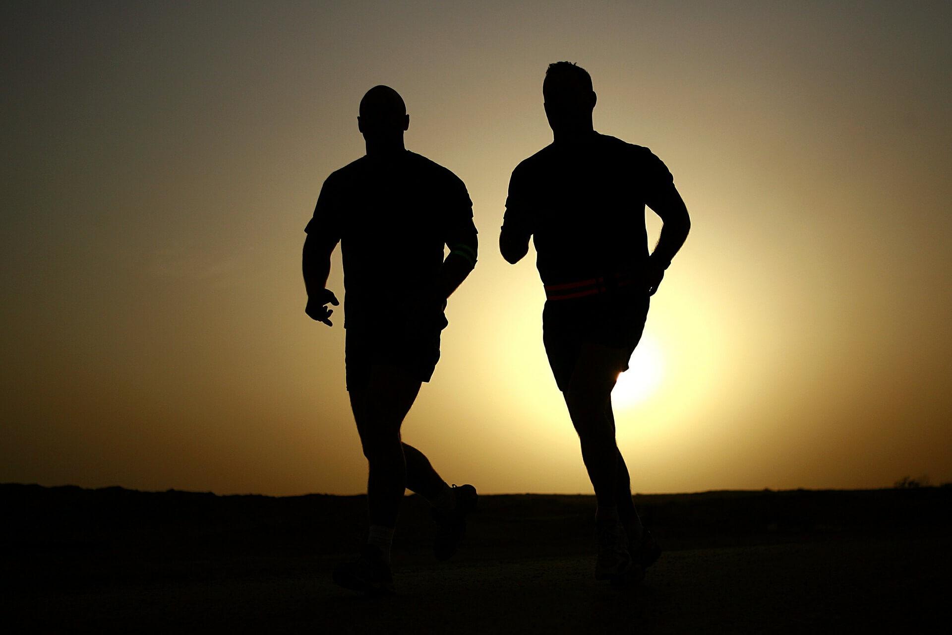wie oft joggen in der woche